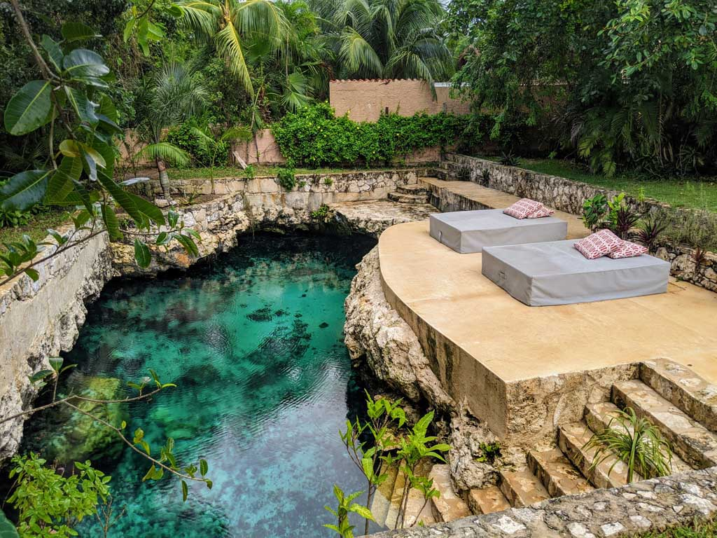 Home with Private Cenote Pool