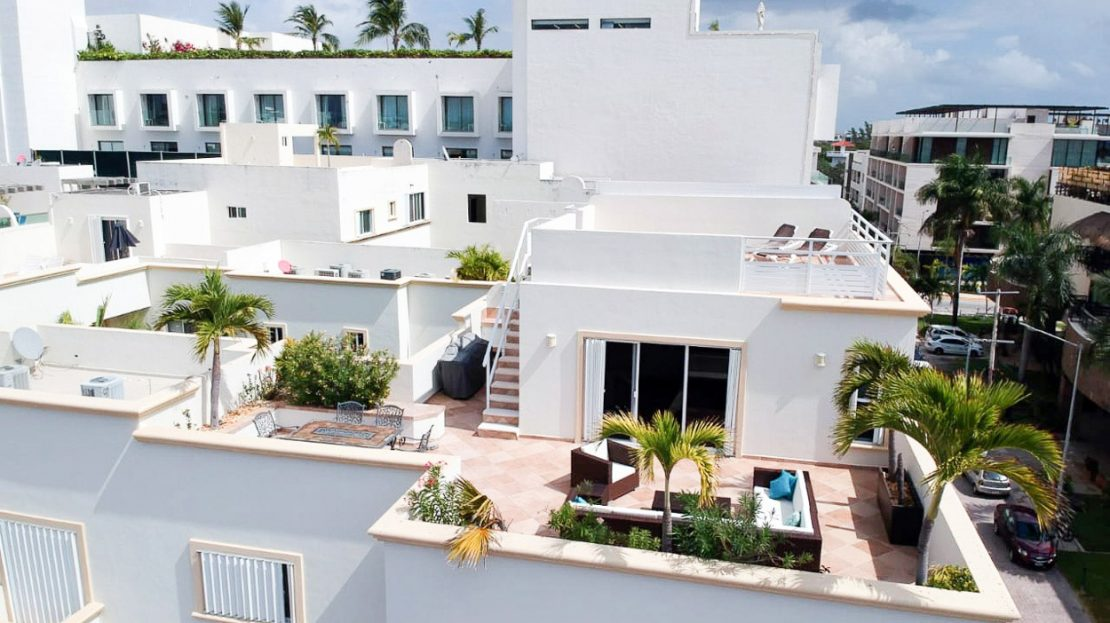 5 Playa del Carmen Penthouses for the Perfect Vacation Home/Investment Property