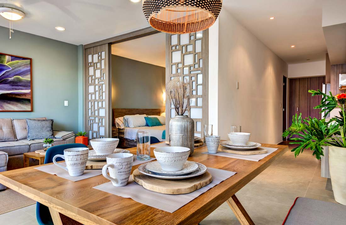 Solea 1-Bed Condos for only 2,400