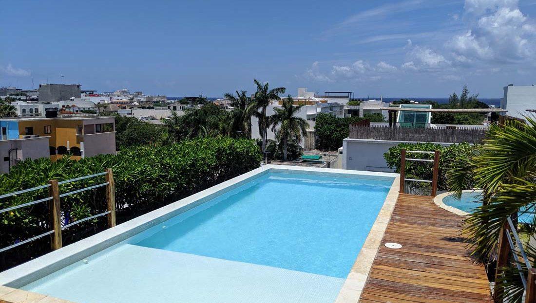 5 Condos in Playa del Carmen for under 5,000 USD