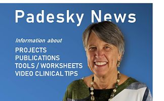 padesky news with information about projects, publications, tools, worksheets, and video clinical tips