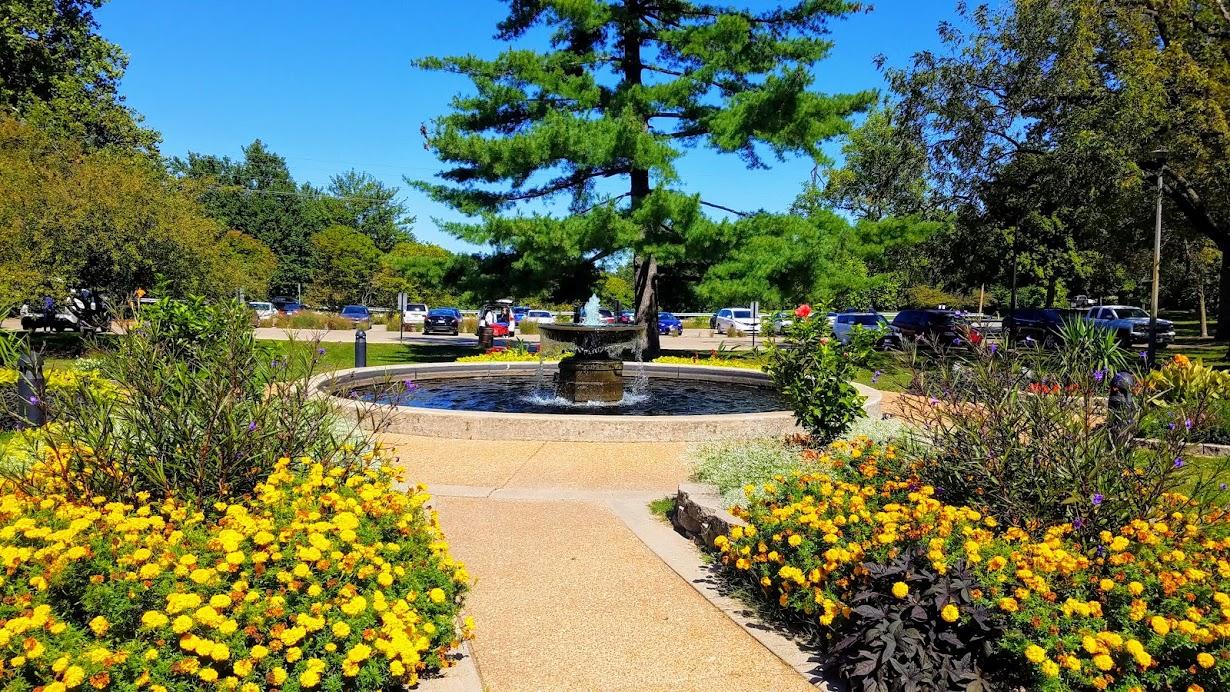 Washington Park Springfield IL by FlowerChick.com