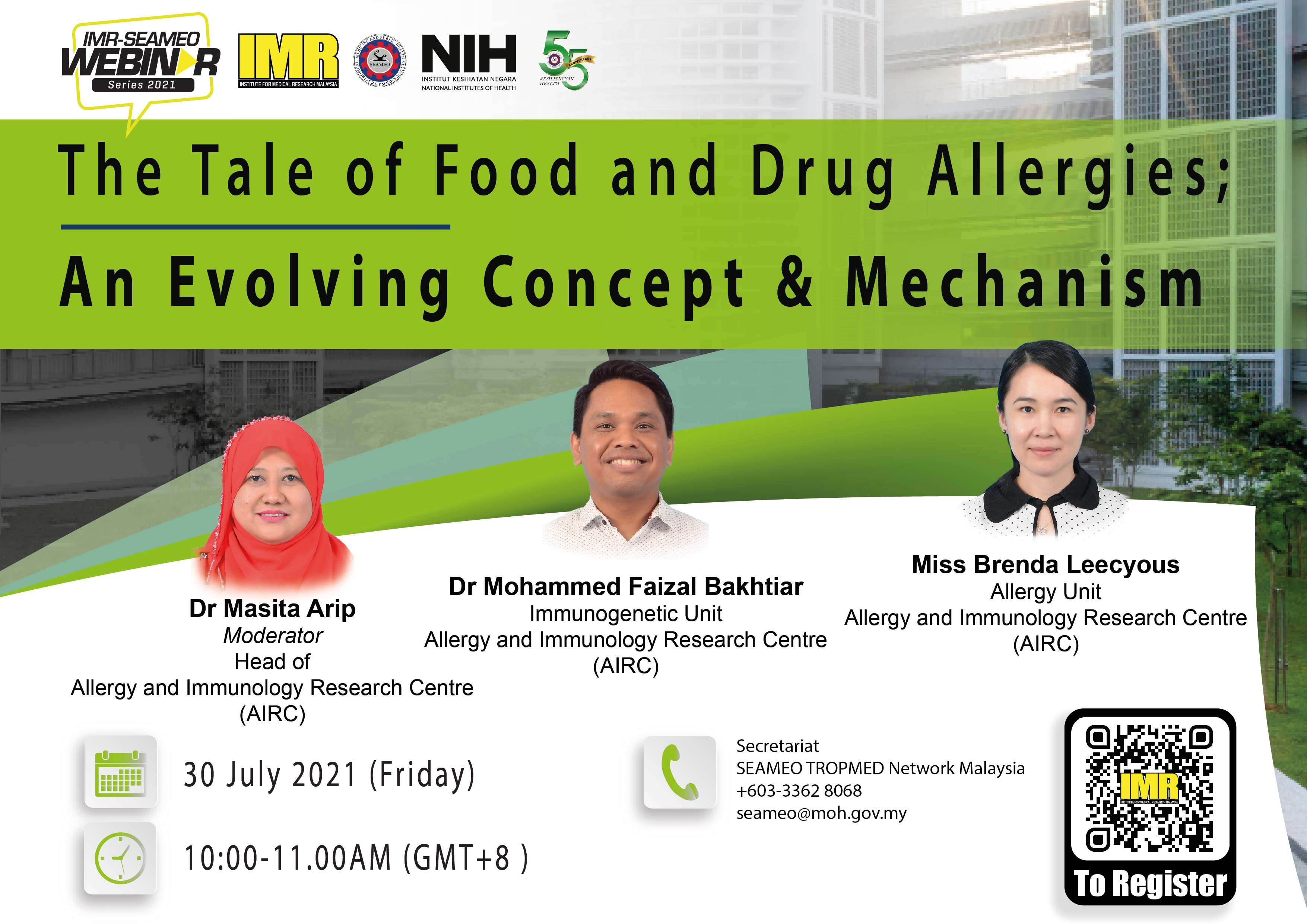 The Tale of Food and Drugs Allergies ; An Evolving Concept & Mechanism