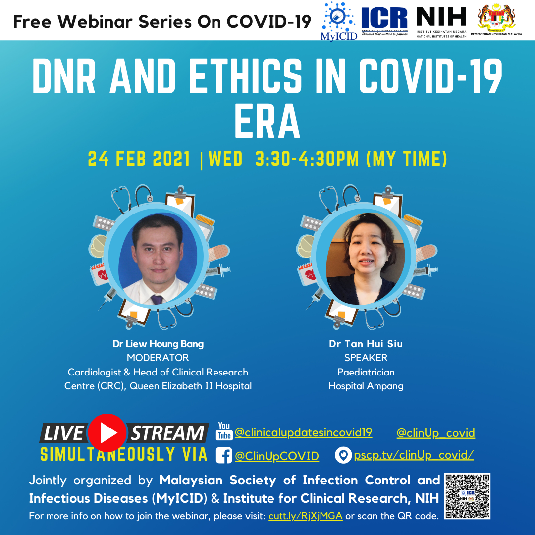 DNR and Ethics in COVID-19 era