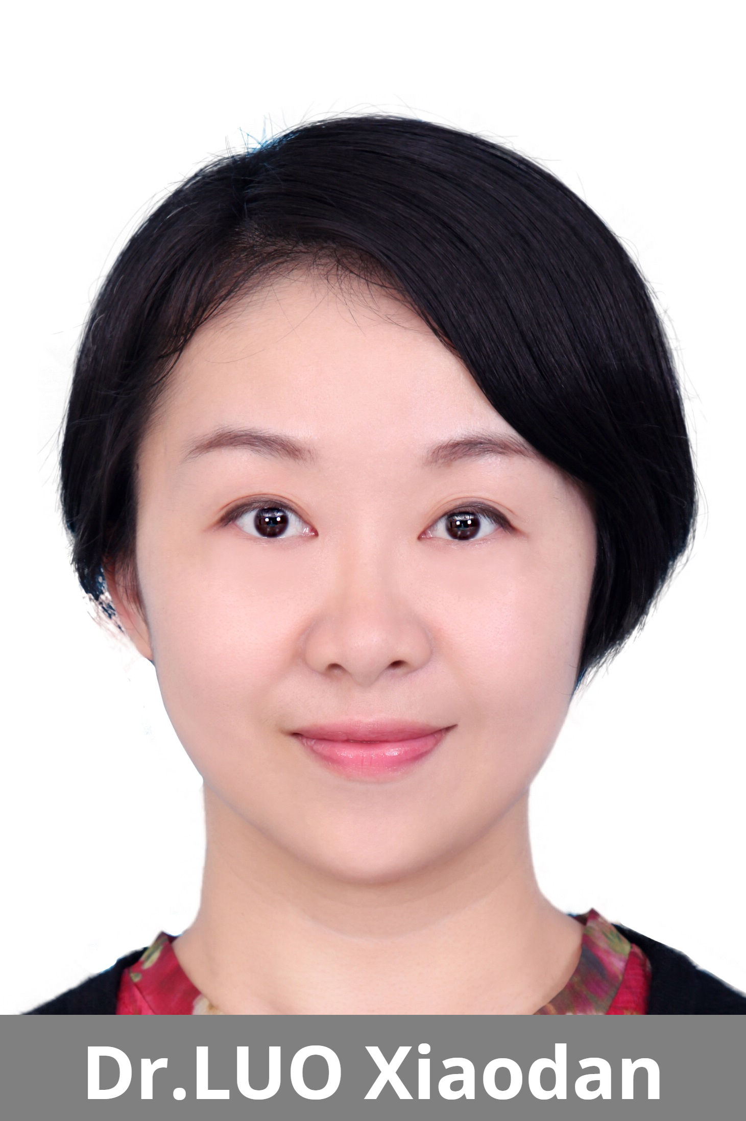 Dr.LUO Xiaodan