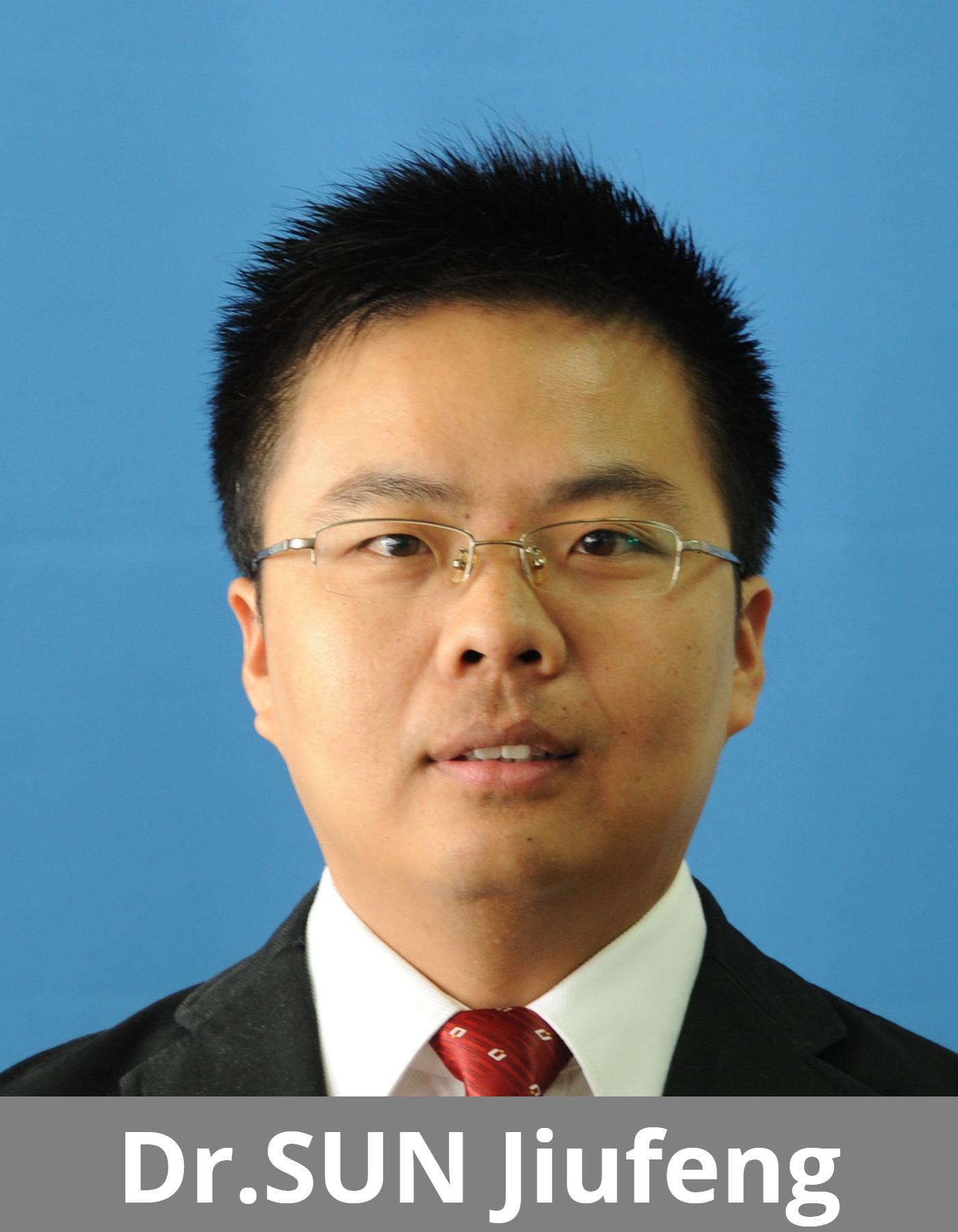 Dr.SUN Jiufeng