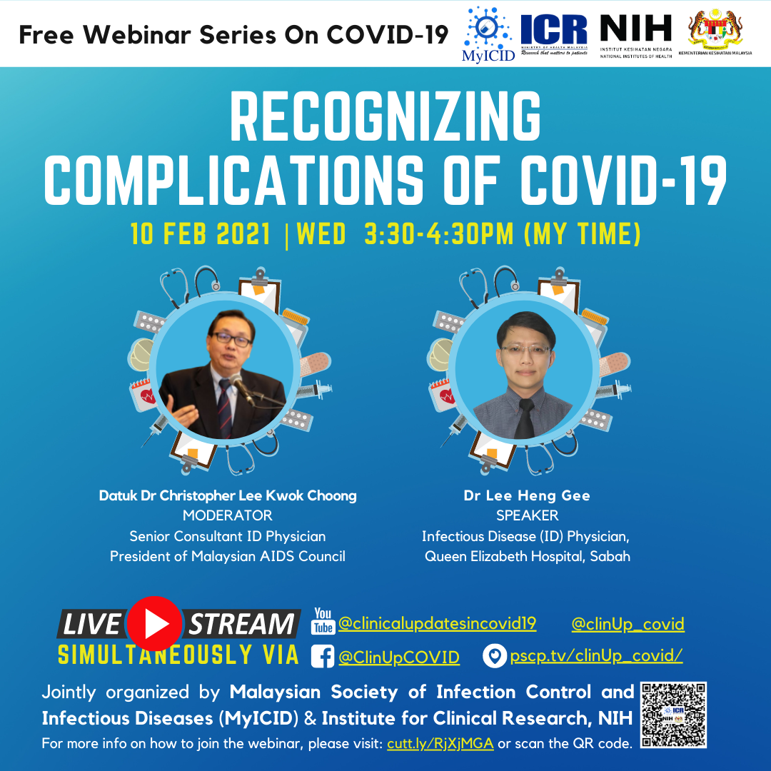 Recognizing Complications of COVID-19