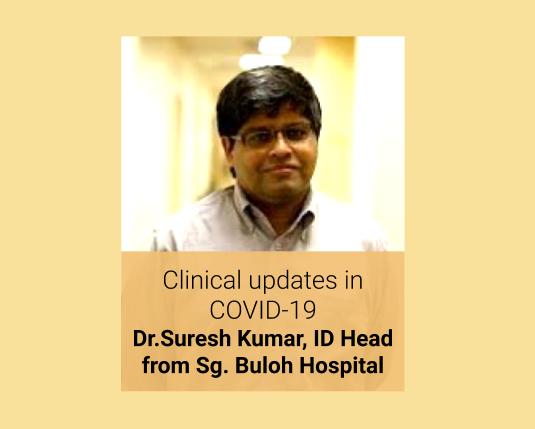Webinar 01 - First Clinical Updates in COVID-19