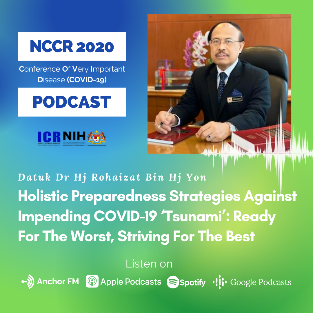 Holistic Preparedness Strategies Against Impending COVID-19 'Tsunami': Ready For The Worst, Striving For The Best
