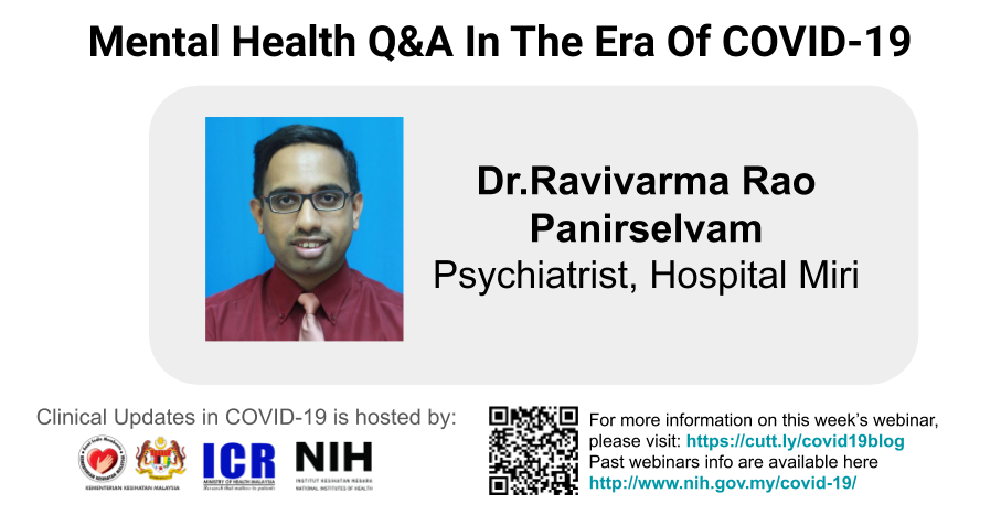 Mental Health Q&A In The Era Of COVID-19