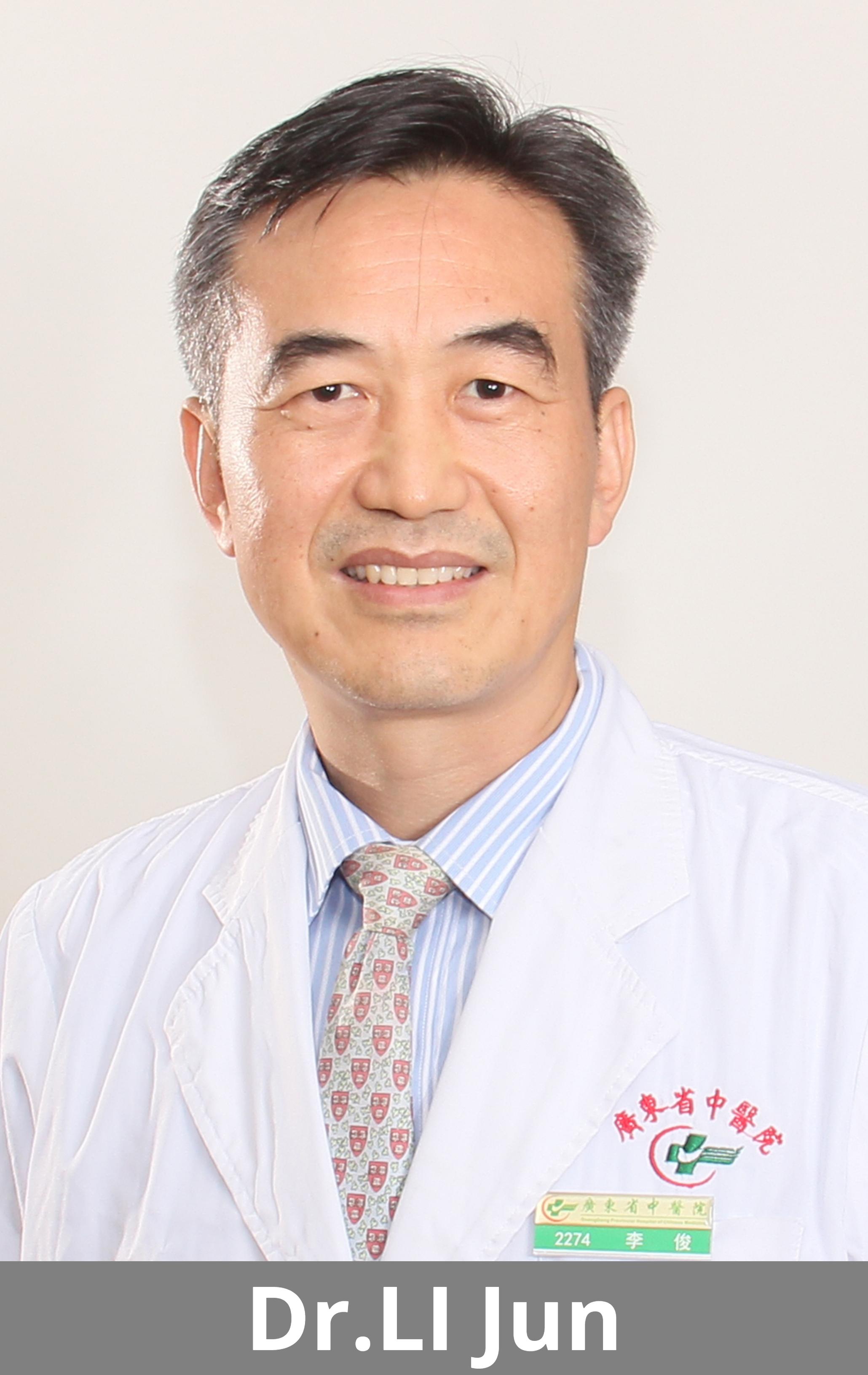 Dr.Li Jun
