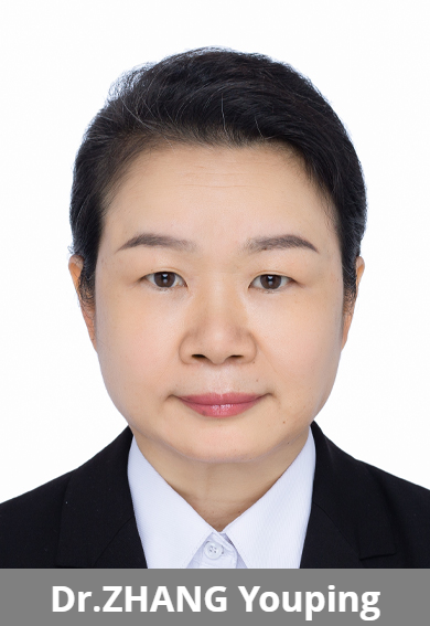 Dr.ZHANG Youping