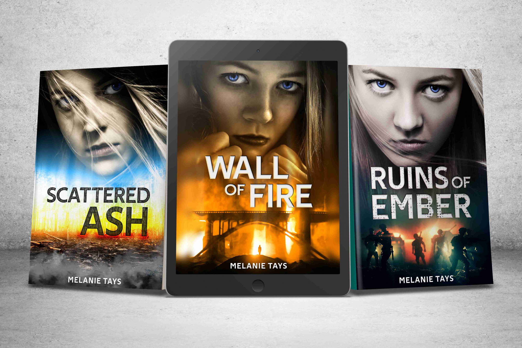 Wall of Fire Series