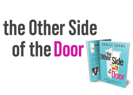 the other side of the door book