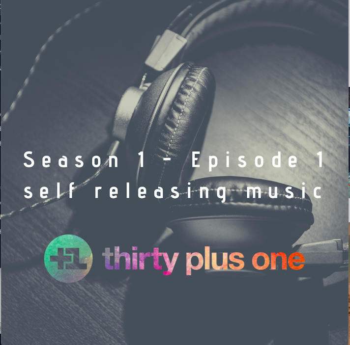 PODCAST: Ep1. S1. self releasing music