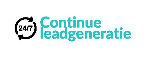 Continue leadgeneratie met optimale landing pages