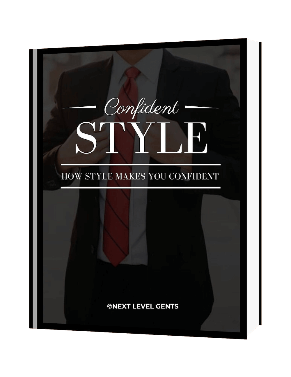 Cover of the Confident Style eBook.