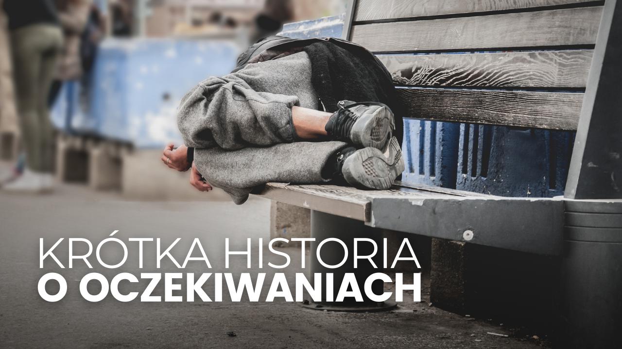Krótka historia o OCZEKIWANIACH