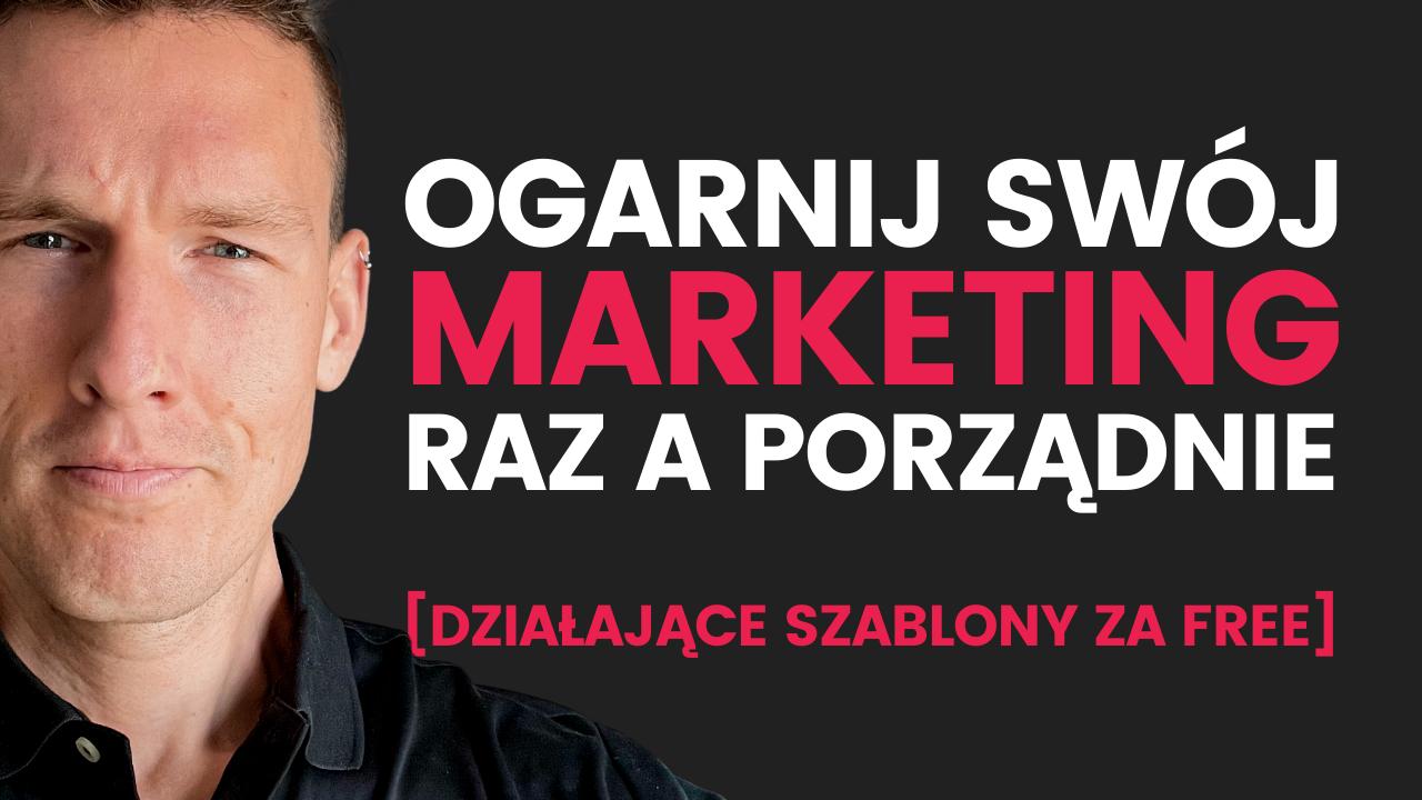 PRZEWODNIK Jak Ułożyć DZIAŁAJĄCY Marketing w Mikrofirmie [+MOCNE BONUSY]!