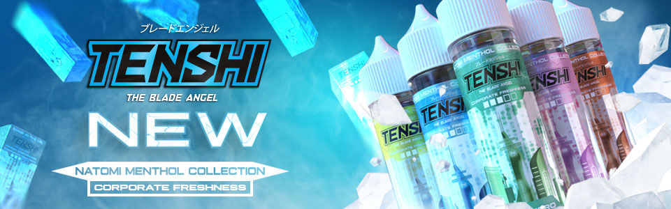 Tenshi Natomi Menthol Collection