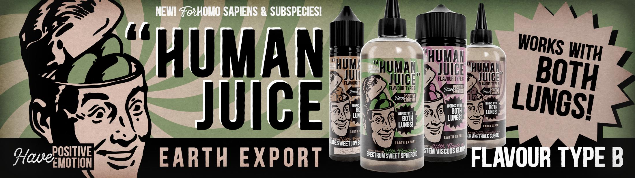 Human Juice