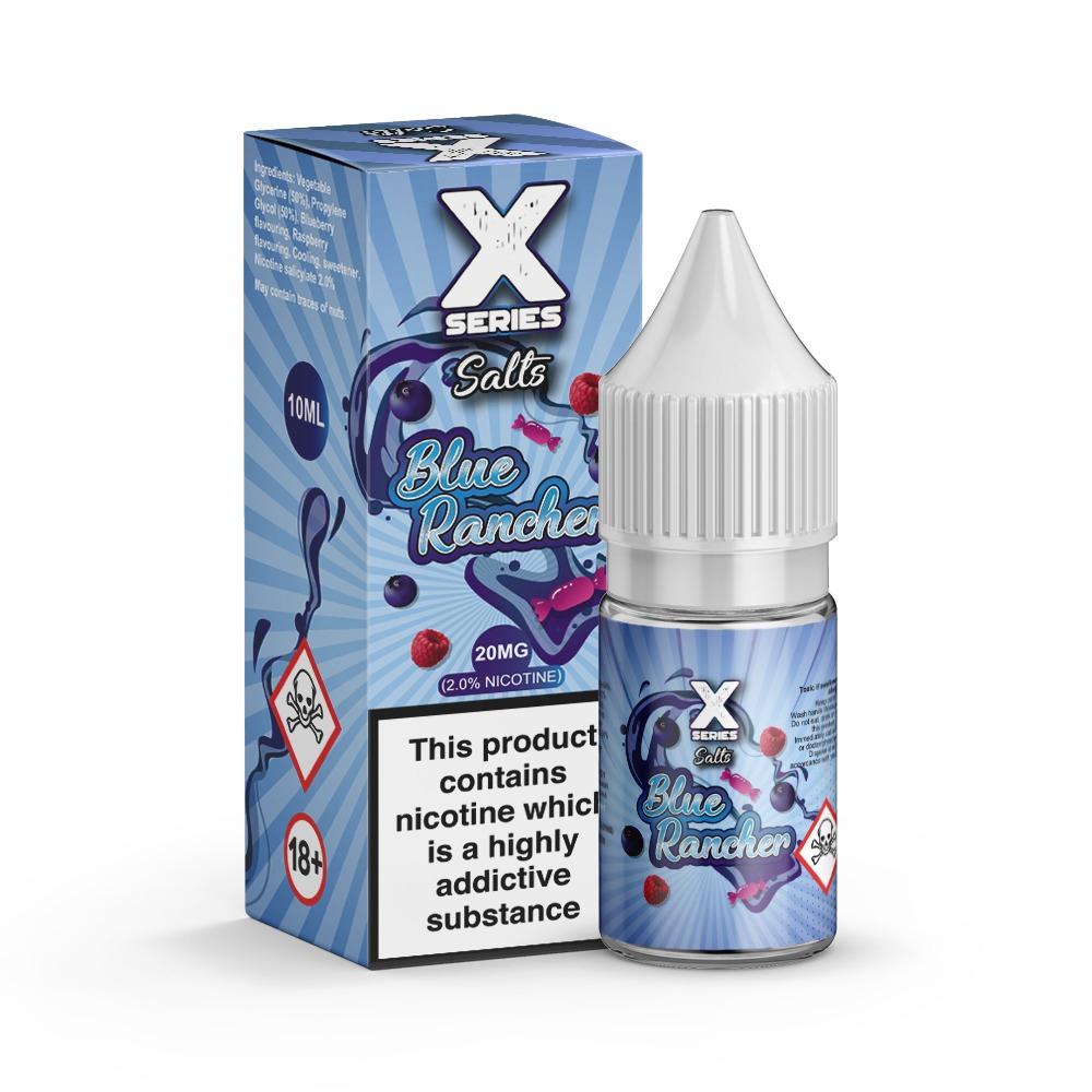 X-Series Salts