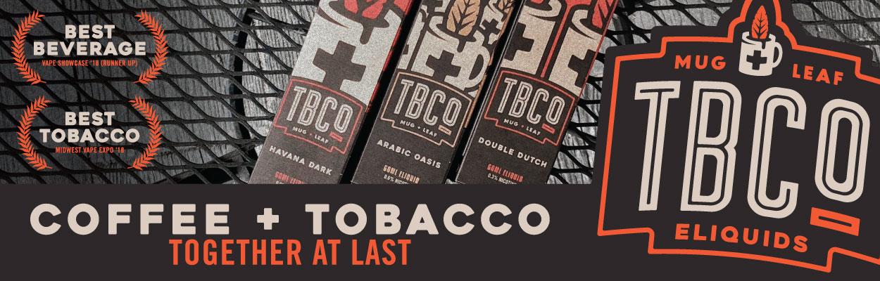 TBCO - Coffee & Tobacco