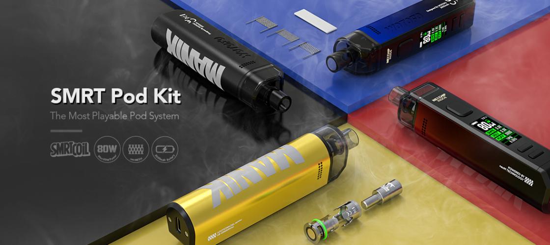 Wotofo SMRT Rebuildable Pod Kit