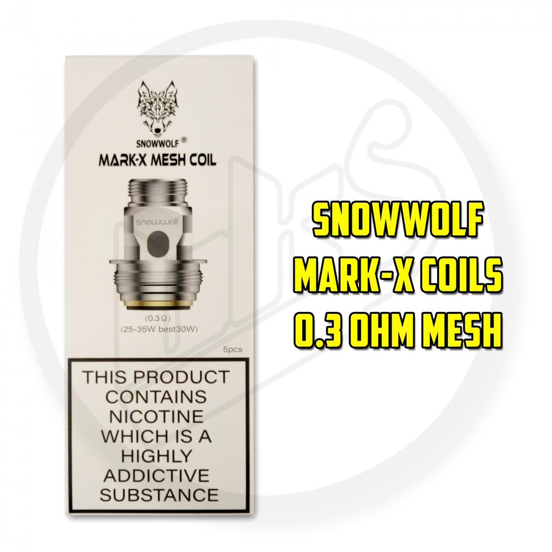 Mark X Coils