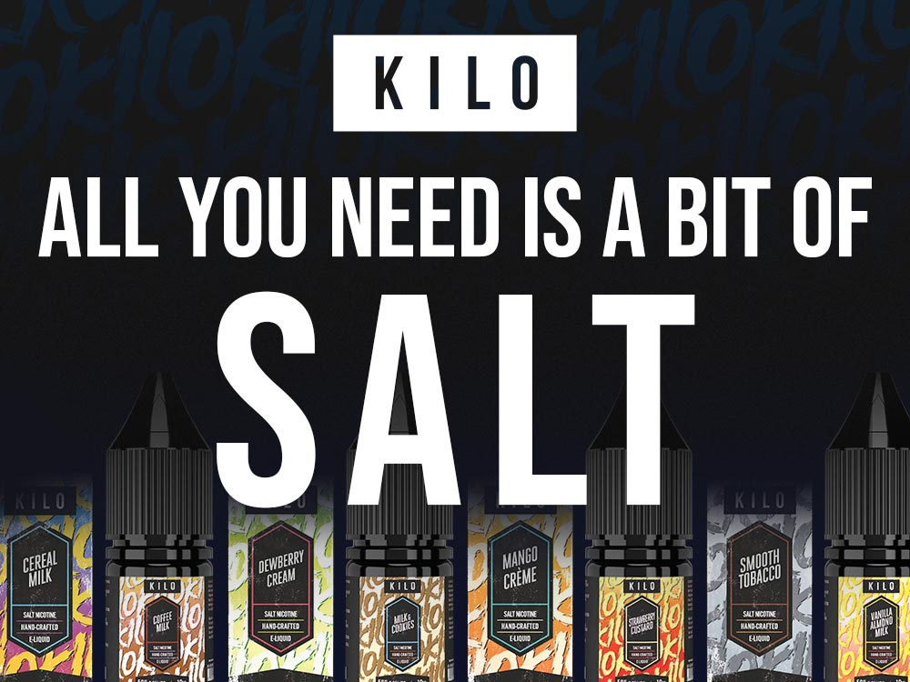Kilo Nic Salts