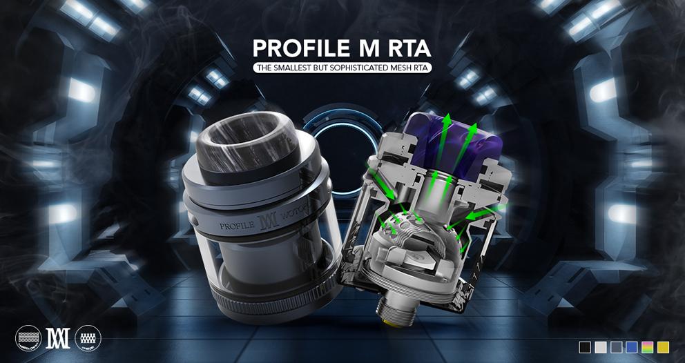 Wotofo Profile M RTA