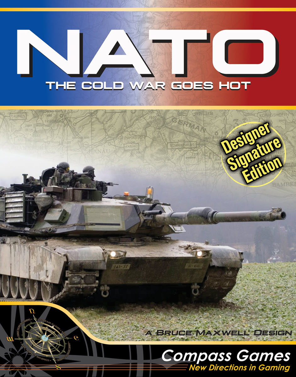 NATO: THE COLD WAR GOES HOT!