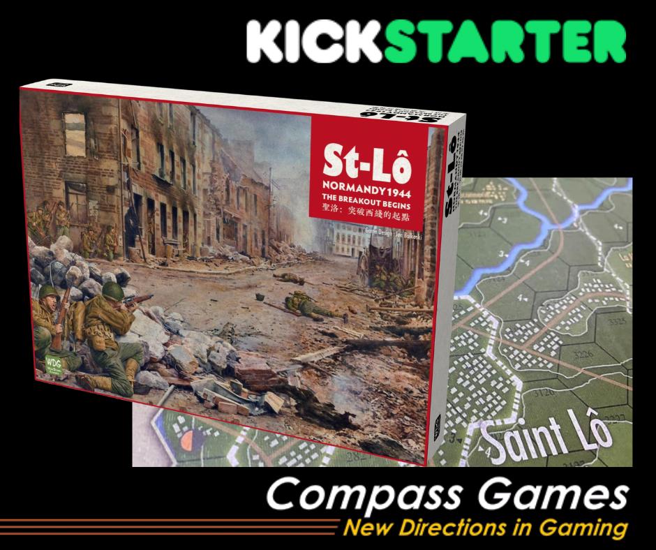 JOE BALKOSKI'S ST. LÔ now on Kickstarter