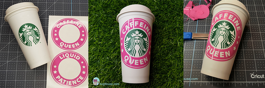 How To Make A Diy Starbucks Cup Includes Two Free Svg Designs