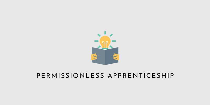 Make&Market Issue One: Permissionless Apprenticeship