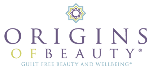 Origins of Beauty Logo and Website