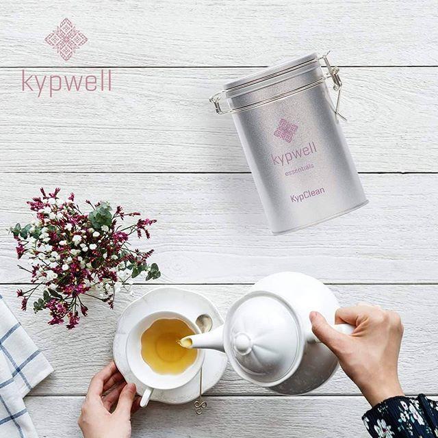 Kypwell KypClean Herbal Tea. Organic, Vegan, Cruelty Free and Sustainable
