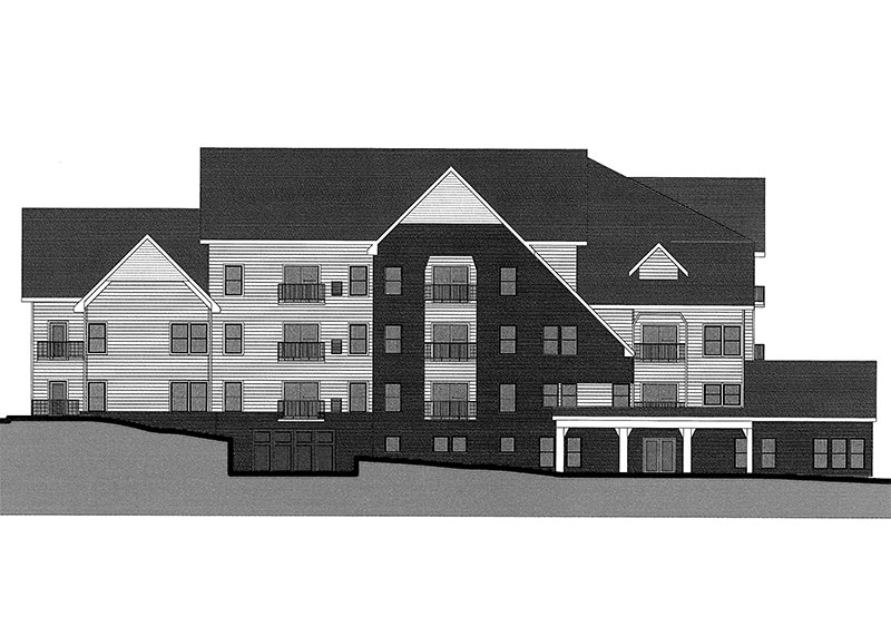 Eastgate Apartments Building Rendering - Owatonna, MN