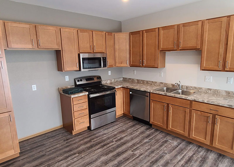 Homefield 3 Apartments located in Fargo, ND