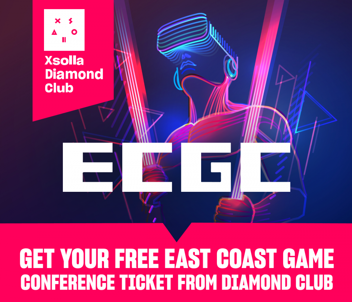 Xsolla Diamond Free Ticket Offer