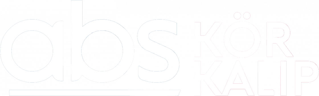 abs kör kalıp logo