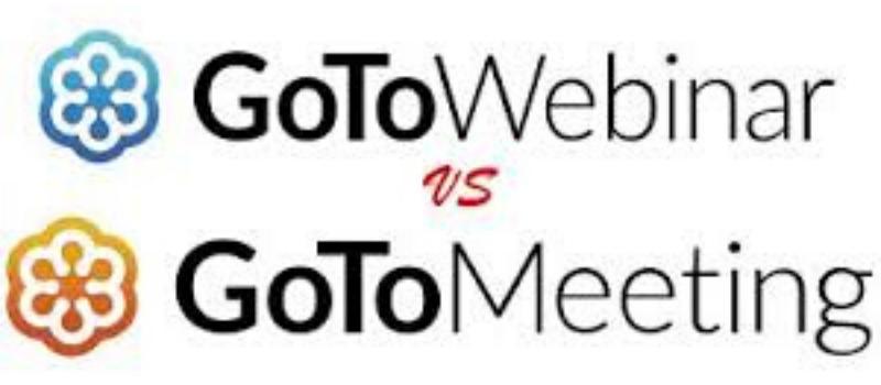 GoToMeeting (and GoToWebinar)