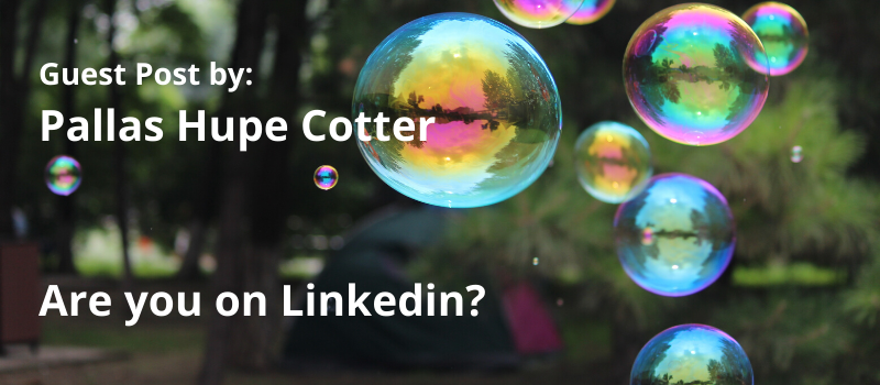 Pallas Hupe´ Cotter | Are you on Linkedin?