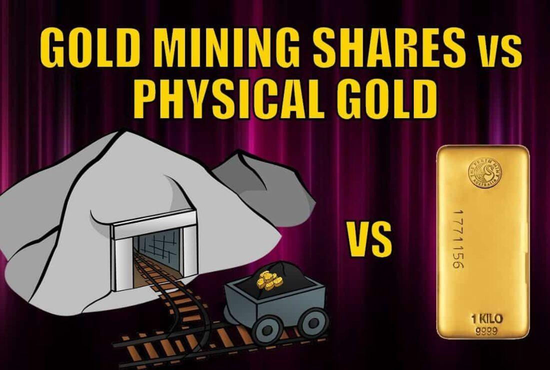Gold-mining shares still cheap