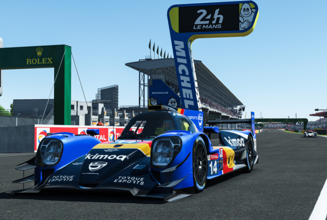F1 legends Alonso and Barrichello team up for 24 Hours of Le Mans Virtual with Torque Esports