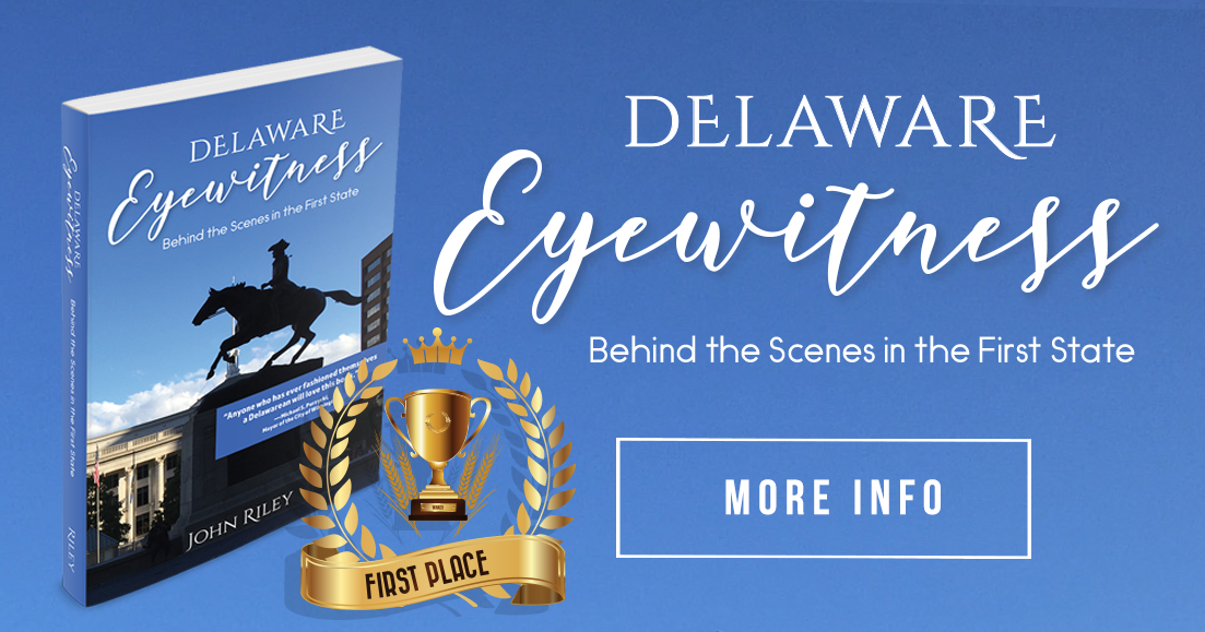 Delaware Eyewitness wins First Place in Delaware Press Association Annual Communications Contest