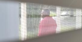Crazy Man On My Porch