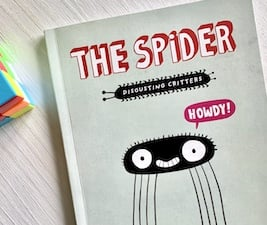 Preview of The Spider book