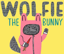 Wolfie the Bunny book preview