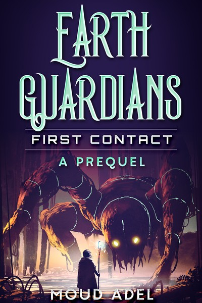 First Contact Book by Moud Adel